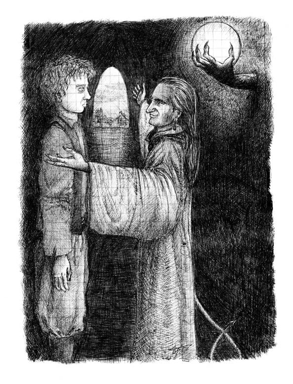 importance of the ghost in hamlet The ghost demands vengeance, telling hamlet not to plot against his mother, whom he describes as merely weak and lustful, but to focus the whole of his revenge on claudius the ghost then disappears hamlet, overwhelmed and half-raving, swears that he will kill claudius.