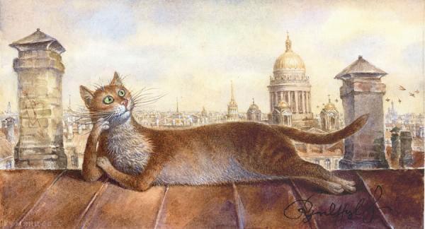 Картинки по запросу кот слухач
