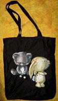 ...серого цвета. рисунок акрил застежка липучка. сумки. прием заказов.