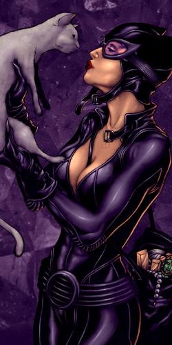 порно Бэтмен на эротических картинках