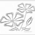 Скачать изонить схемы цветка для переноса на основу вышивки вы можете по этой ссылке,а схему пошаговой вышивки в этой...