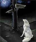 Волкодрак КельТас с Котом в когтях