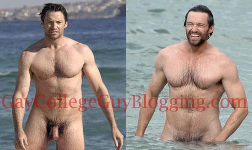 фотографии голых звезд мужчин