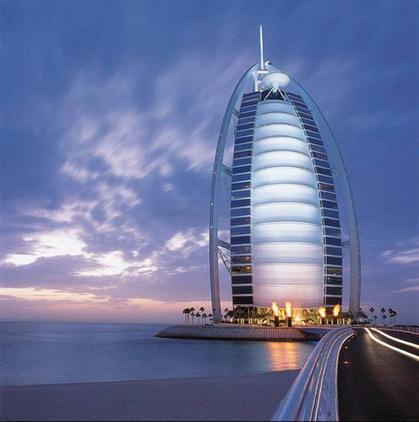 Единственная семизвездочная гостиница в мире