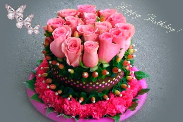 поздравление с днем рождения женщину на вы: