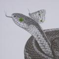Змея и Мотылек