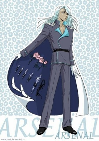 Kunzite ~ Kaho Yamimakai ~Ex Shitennou Leader 74240710