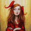 Рыжая Бабайка