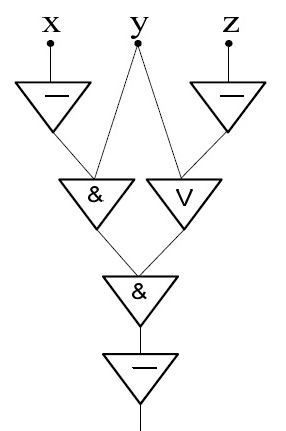 Алгебра логики.