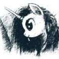 Пони Серебристый