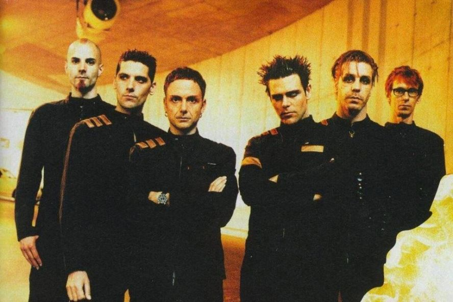 Rammstein discography