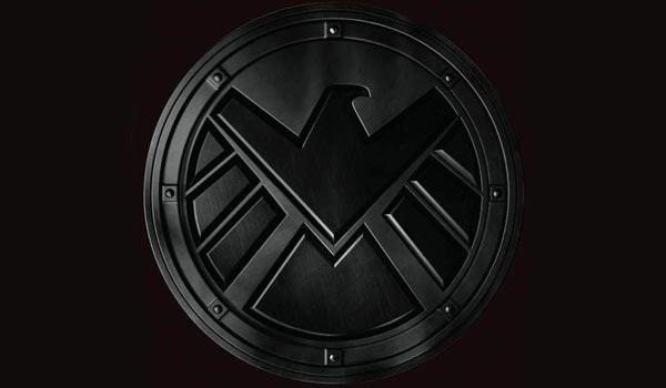 Marvel:, shield, plastic, sign