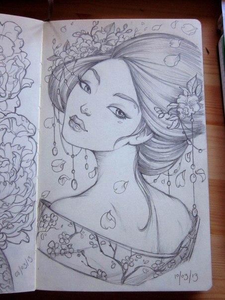 рисунки хомяков карандашом:
