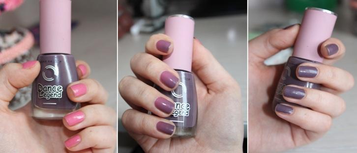 Лак для ногтей который меняет цвет