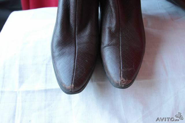 Красивая осенняя обувь
