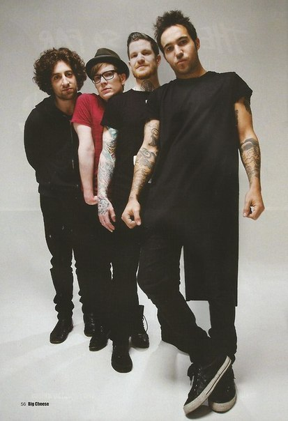 Foxes and fall out boy