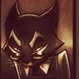 Плинтусный кот Вебер