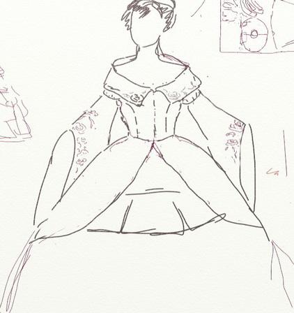 как сщит прямые платье жен р летние