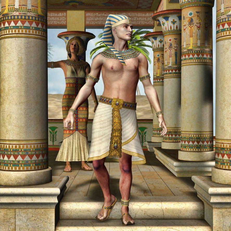 Египет фараона голая какие