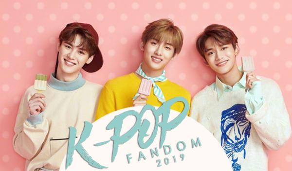 fandom K-Pop 2019