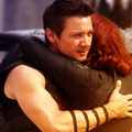Hawkeye and Black Widow