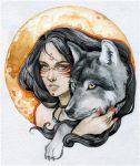 Волчья Жена