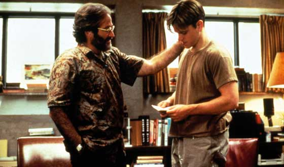 the reactive attachment disorder of will in good will hunting a movie by gus van sant Watch good will hunting (1997) online the good will hunting has got gus van sant: actors: matt damon ben ambition apology assault attachment disorder.