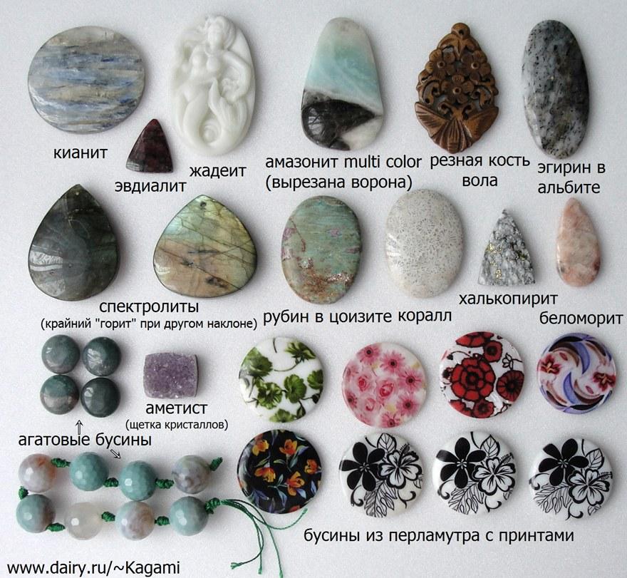 Как сделать украшение из драгоценных камней