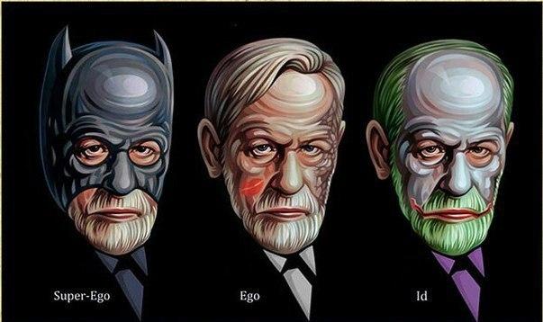 frankenstein id ego superego