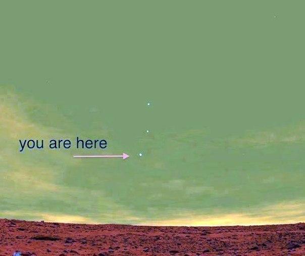 Ты тут!