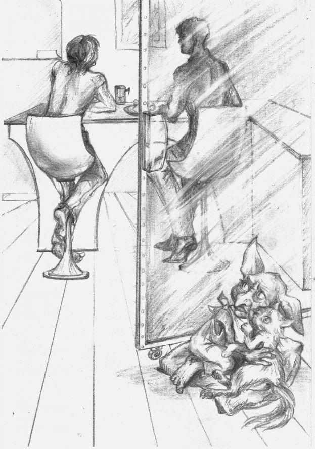 Чёрная самочка не отвертелась от белого хера