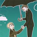 Mycroft x John