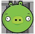 Зеленая свинка
