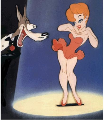 Сексуальный мультик волк и красная шапочка фото 307-935