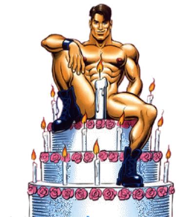 Поздравления с днем рождения сексуальные женщине