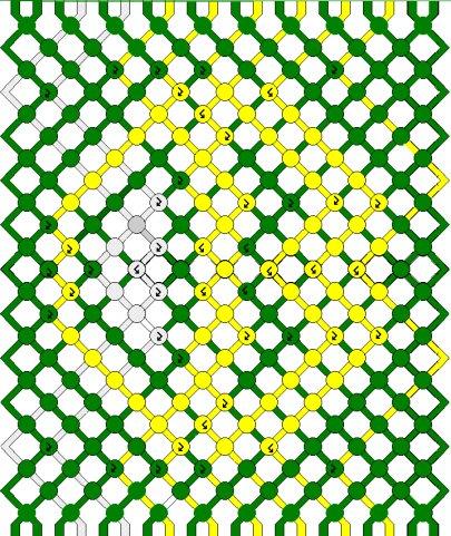 Фотоурок о том, как сделать фенечку. смайлики из бисера схемы плетения.