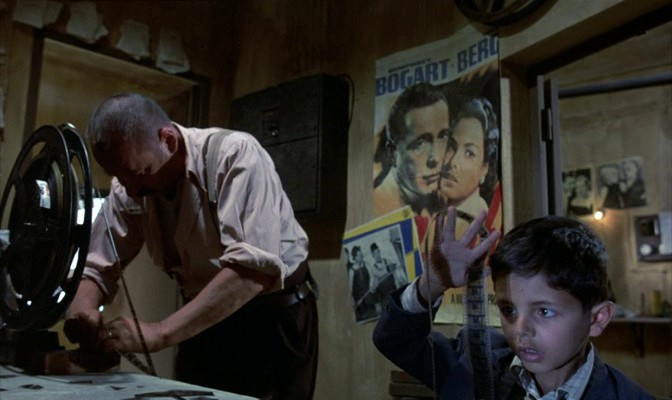 cinema paradiso is nothing more than