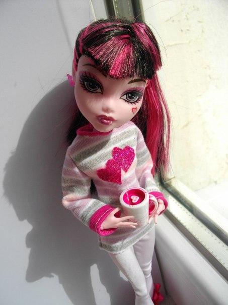Как сшить красивую одежду для кукол монстр хай