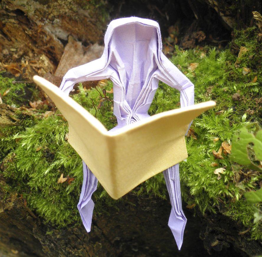 Предлогаяю схему оригами