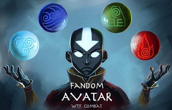 аватар легенда об аанге 12: