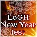 LoGH New Year fest
