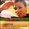 Марта Джонс спасает мир