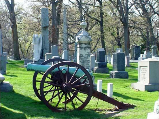 Сейчас на этом кладбище
