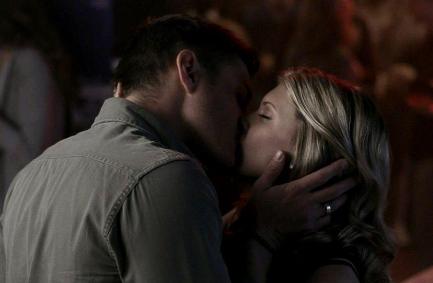в какой серии дивов поцелует психолога