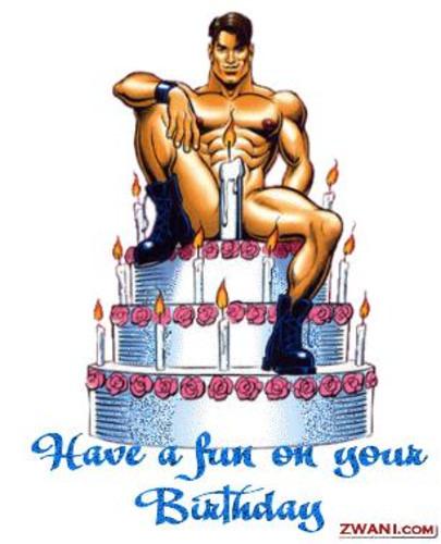 Прикольные поздравления с днем рождения мужчине матерные