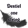 Destiel one string