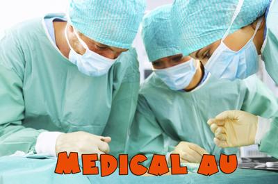 Медицинские АУ