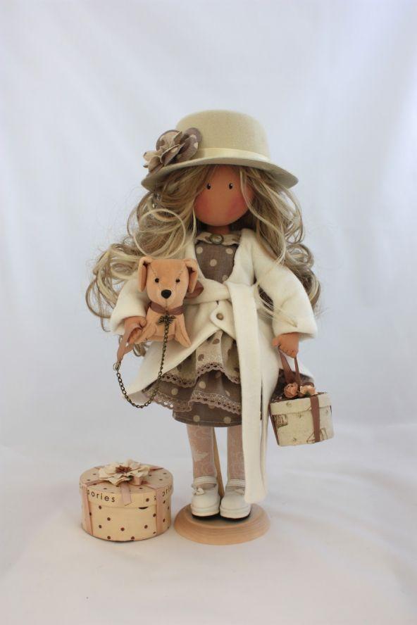 Аксессуары для текстильных кукол