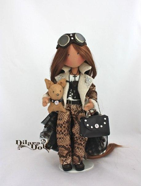 Куклы байкеры своими руками