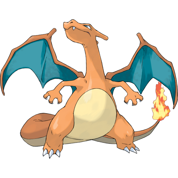 Charizard(Lizardon)